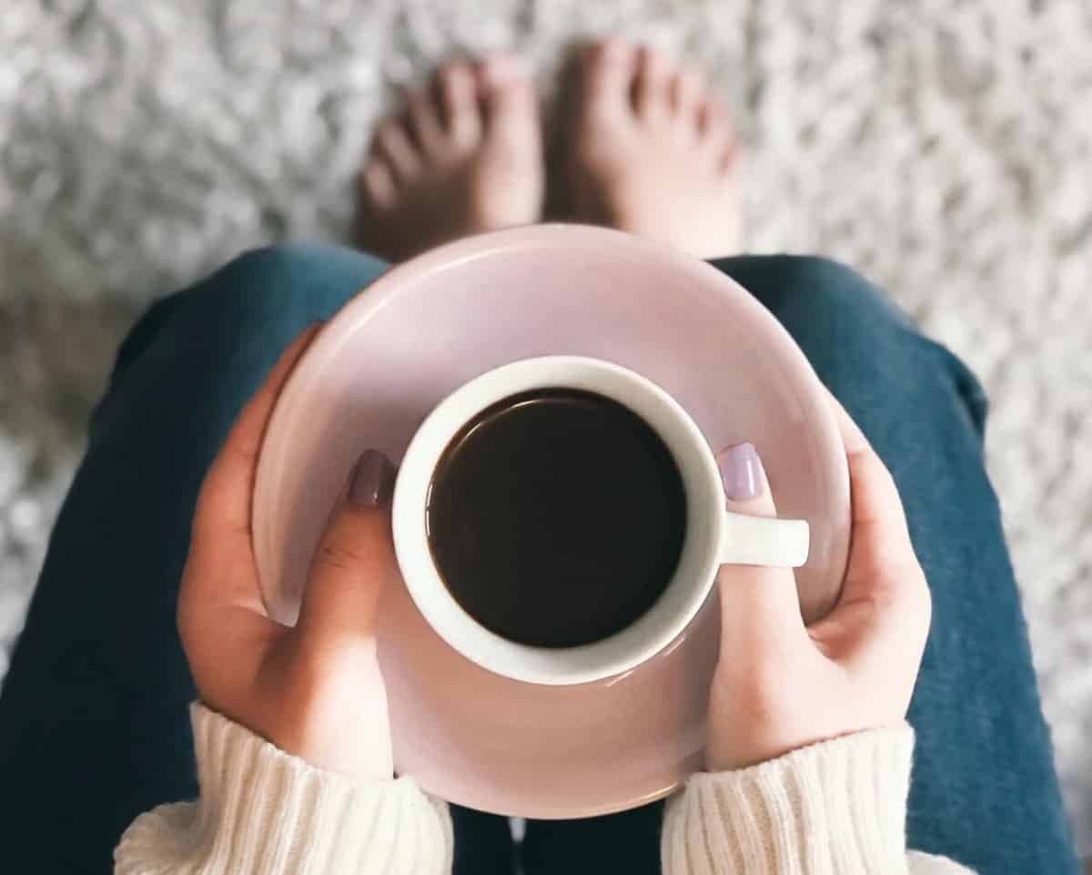 Coffee can fasten your metabolism.