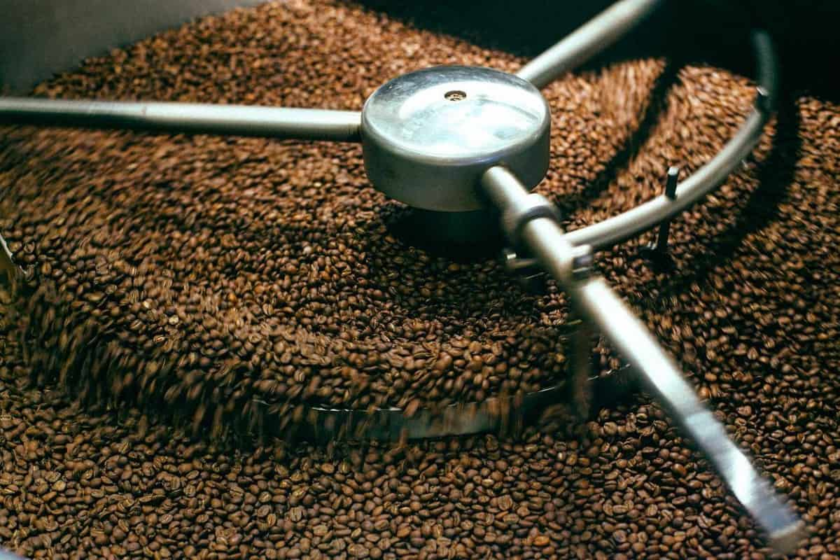 Processing of Coffee Beans