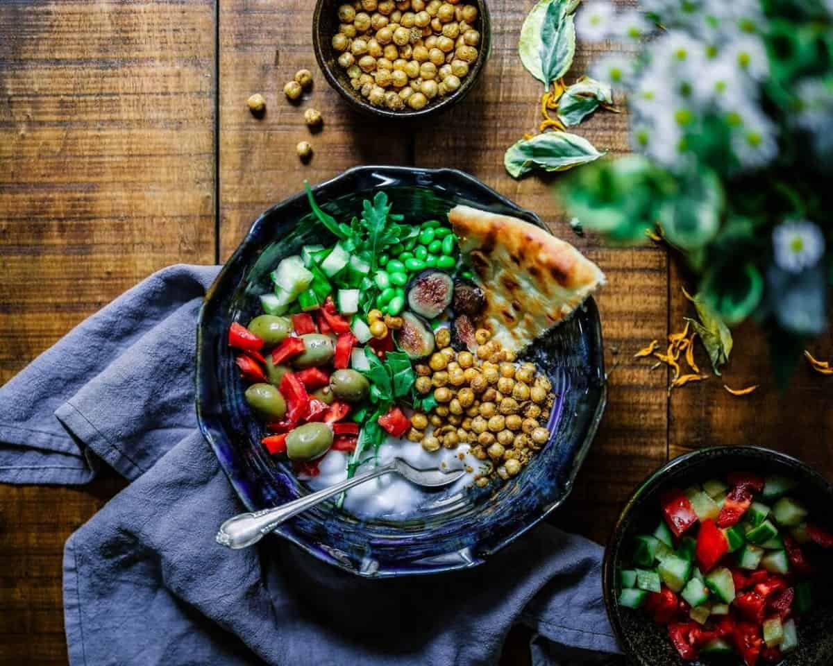 fiber riched meals